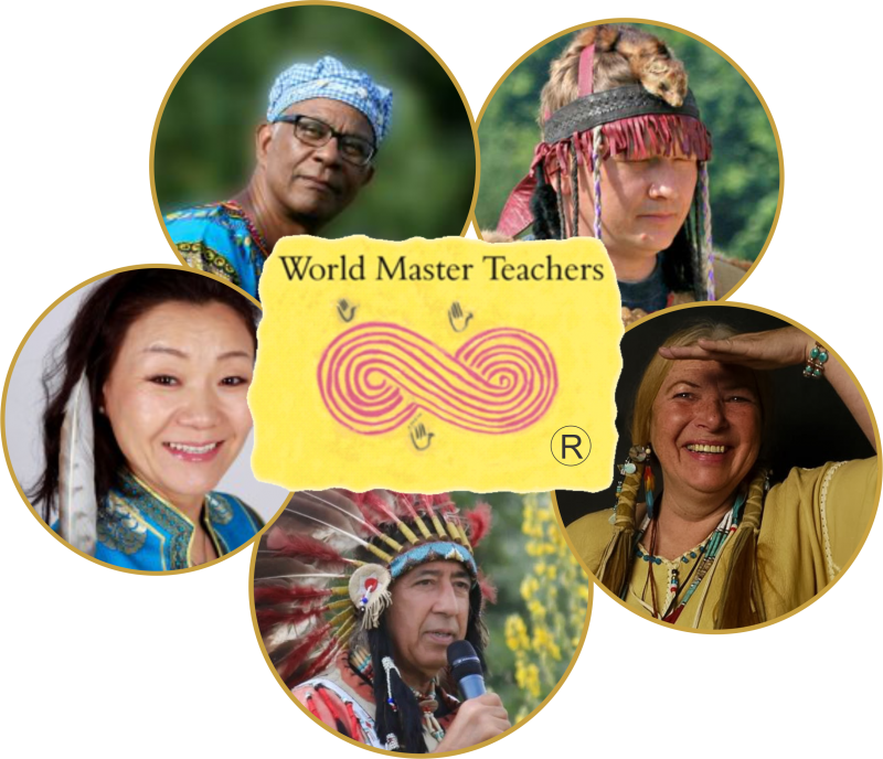 World Master Teachers Shamanism – Zennergi Bilzen Belgium