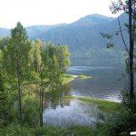 Ahamkara altai Teletskoye Lake